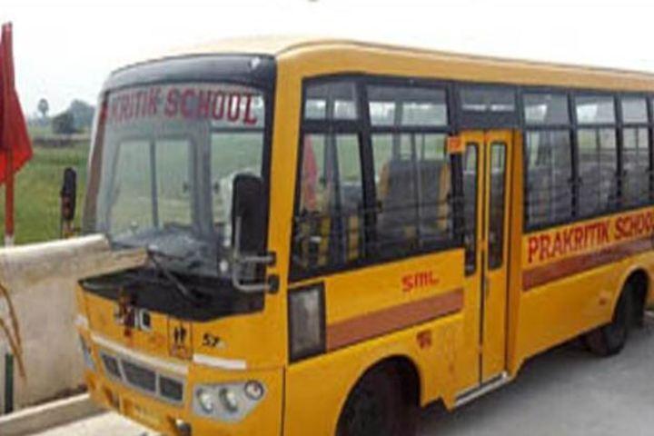 Prakritik School-School Bus