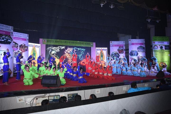 Shri B.S.Mootha Girls Senior Secondary School - Annual day