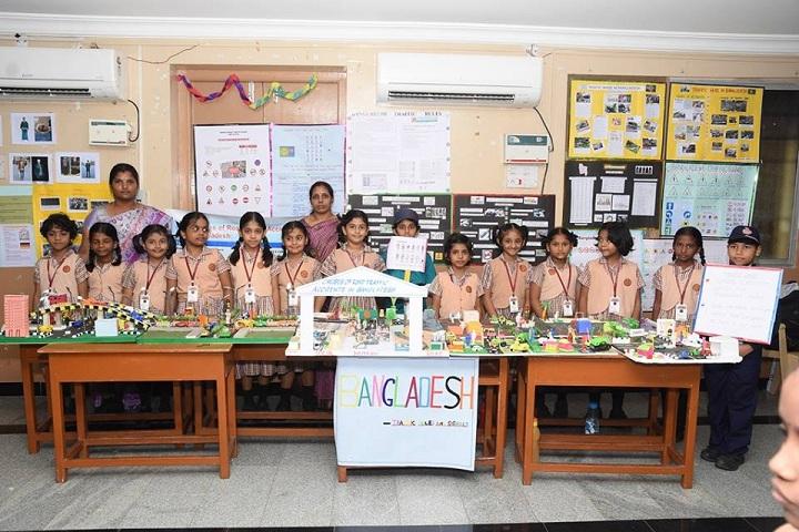 Shri B.S.Mootha Girls Senior Secondary School - Projects