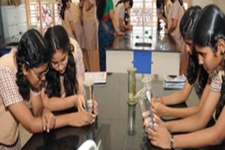 Shri B.S.Mootha Girls Senior Secondary School- Lab 2