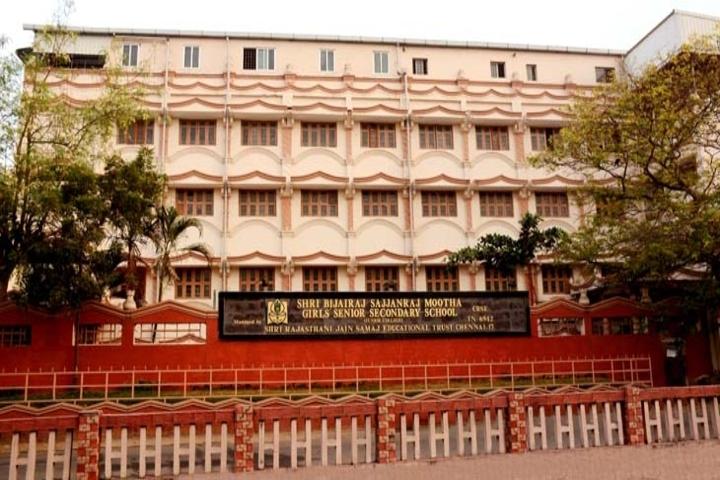 Shri B.S.Mootha Girls Senior Secondary School- School Overview