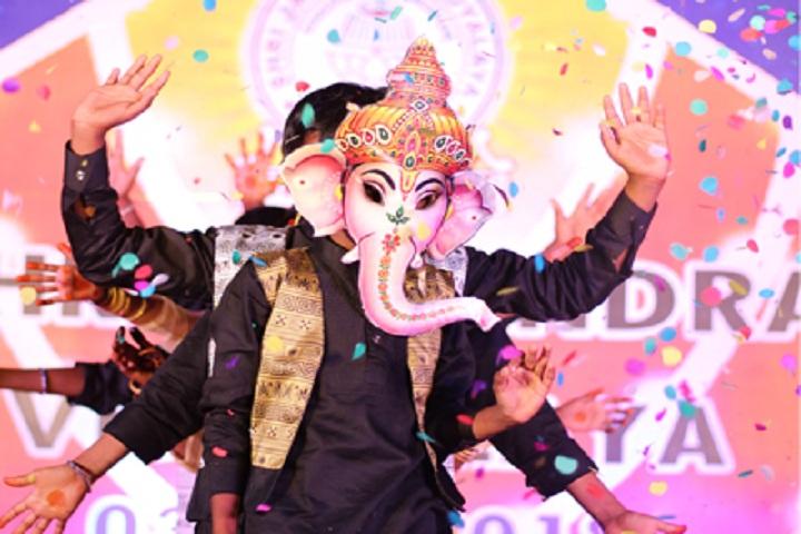 Shri Jayendra Vidhyalaya - festival