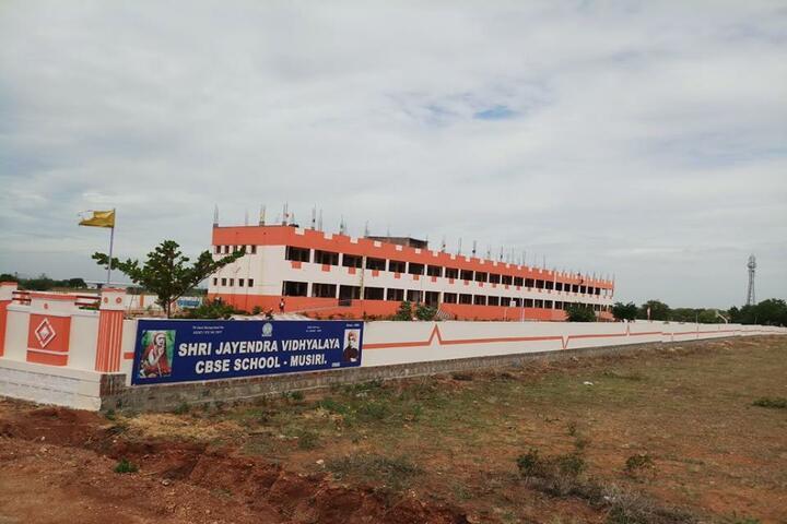 Shri Jayendra Vidhyalaya - School Building