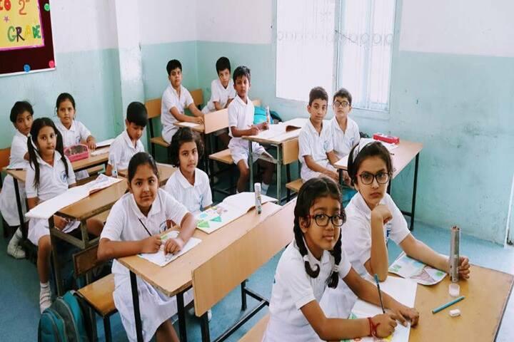 Prarambhika-Classroom