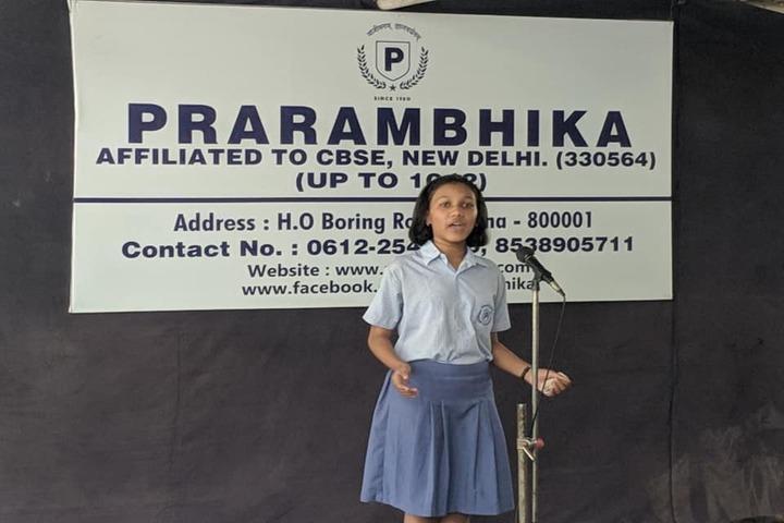 Prarambhika-Speech