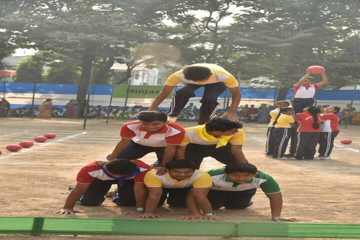 Prarambhika-Sports Day