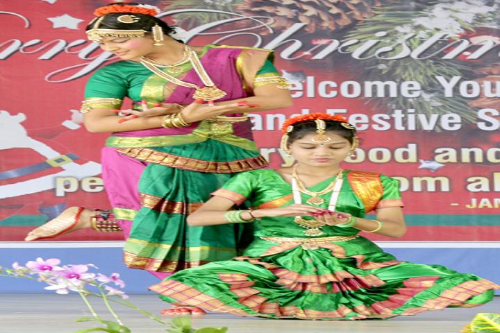Shrishti Vidyashram - cultural dance