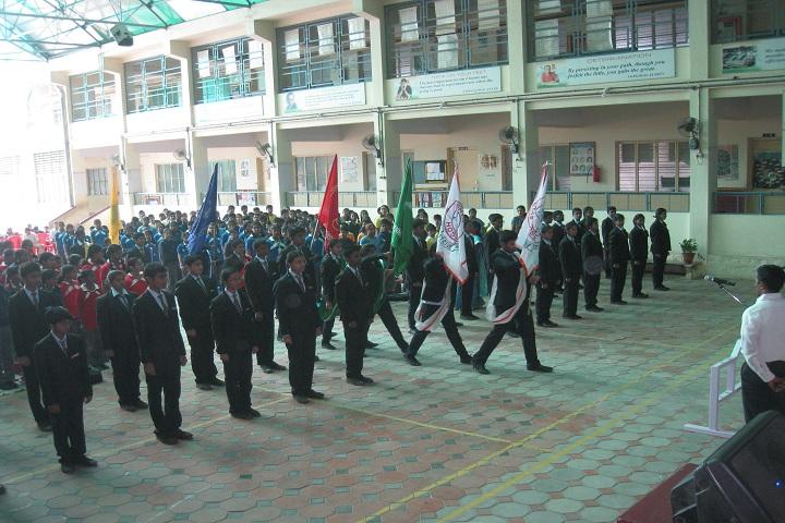 Sishya School - Sports day