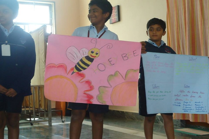 Sishya School - Student project