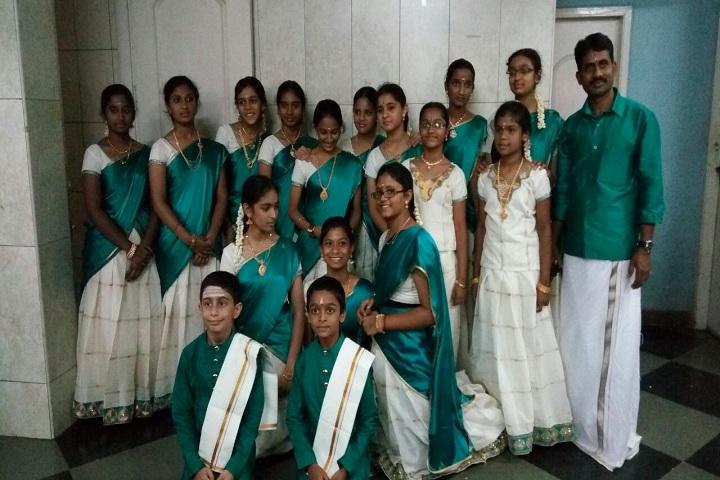 Sishya School - Traditional day