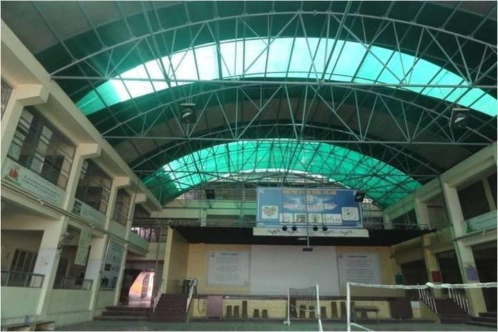Sishya School - Building