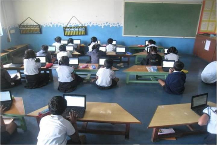 Sishya School - Computer Lab