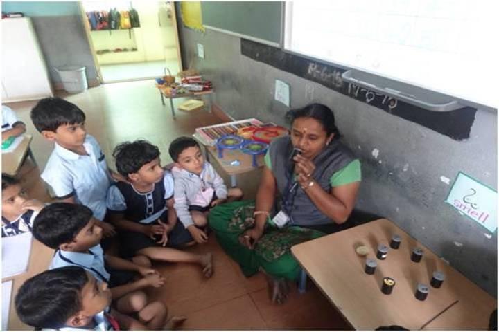 Sishya School - Activity room