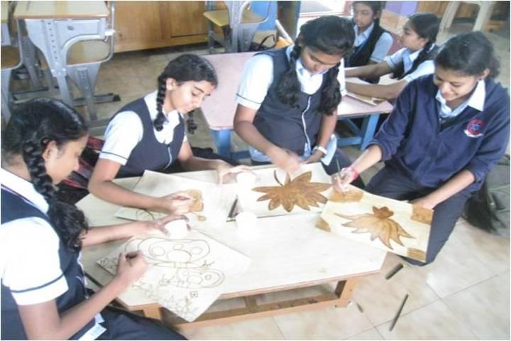 Sishya School - Art room