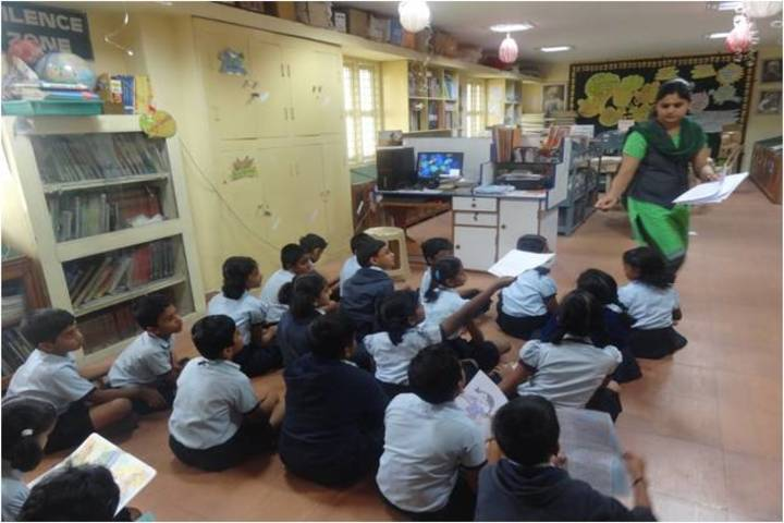 Sishya School - Study care