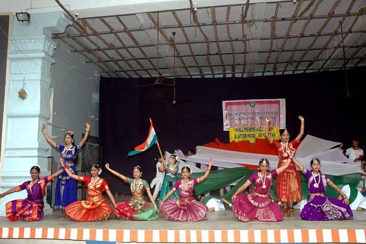 Ramkuwar Devi Fomra Vivekananda Vidyalaya-Independence day