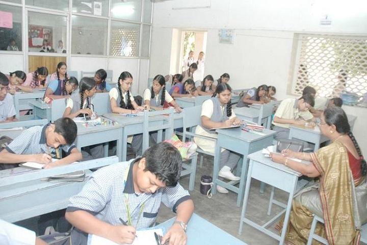 Ramkuwar Devi Fomra Vivekananda Vidyalaya-classroom