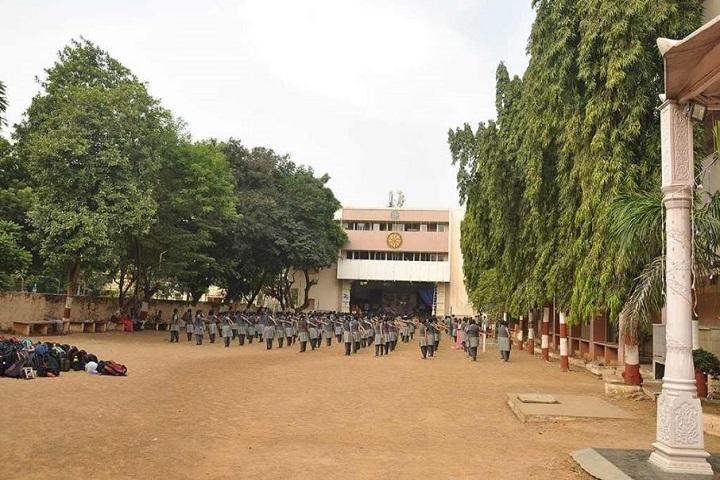 Ramkuwar Devi Fomra Vivekananda Vidyalaya-playground