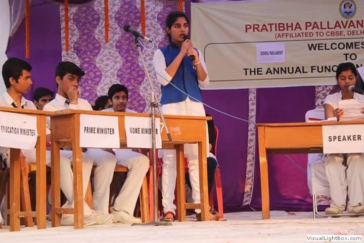 Pratibha Pallavan Public School-Annual Function