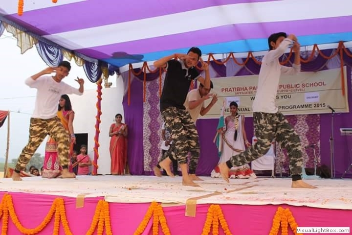 Pratibha Pallavan Public School-Dance