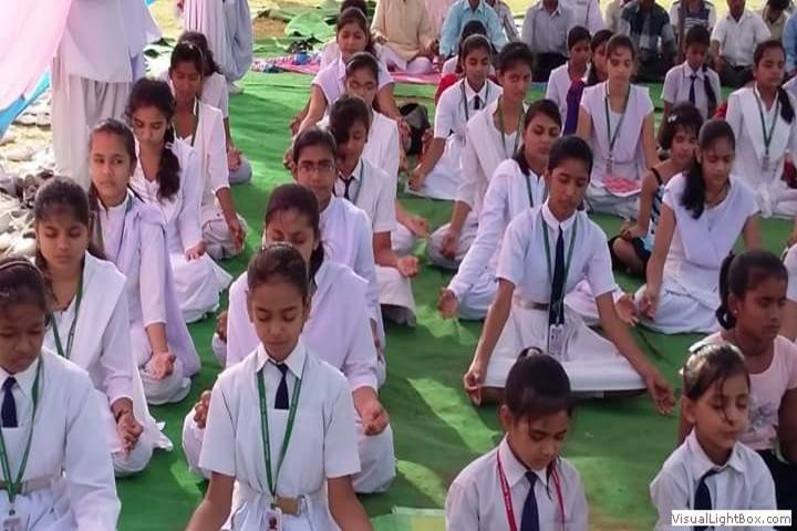 Pratibha Pallavan Public School-Yoga