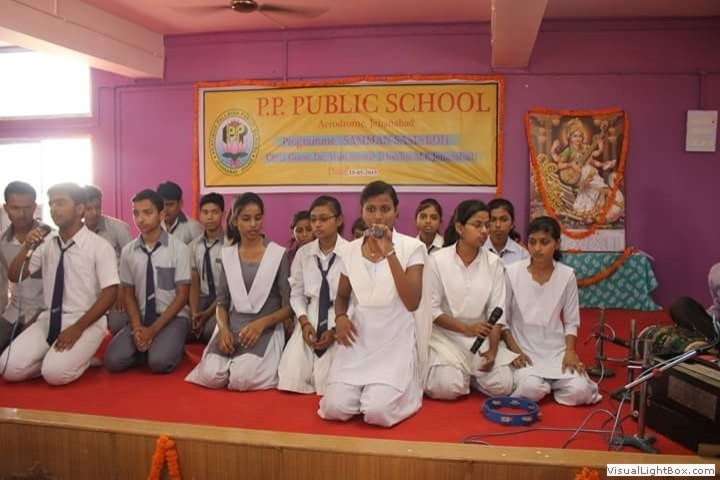 Pratibha Pallavan Public School-speech