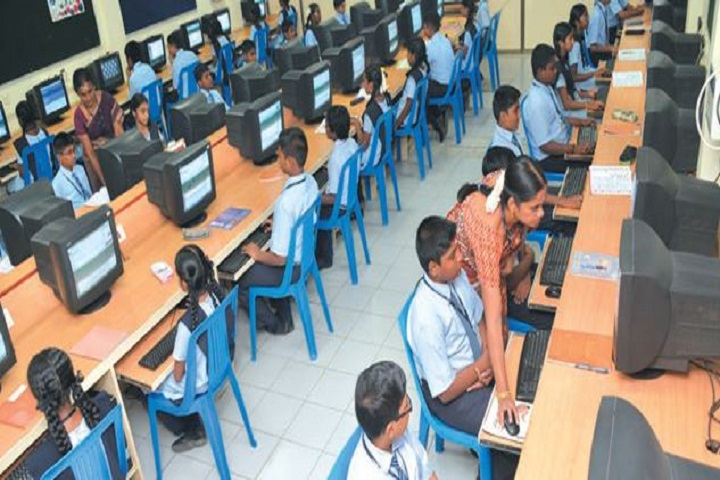 Srimathi Sundaravalli Memorial School-computer lab