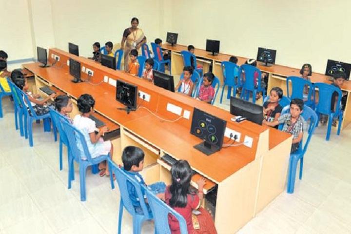 Srimathi Sundaravalli Memorial School-computers