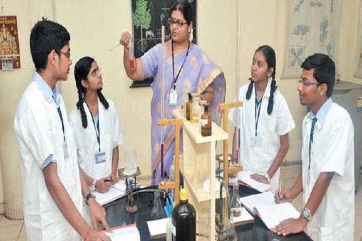 Srimathi Sundaravalli Memorial School-lab