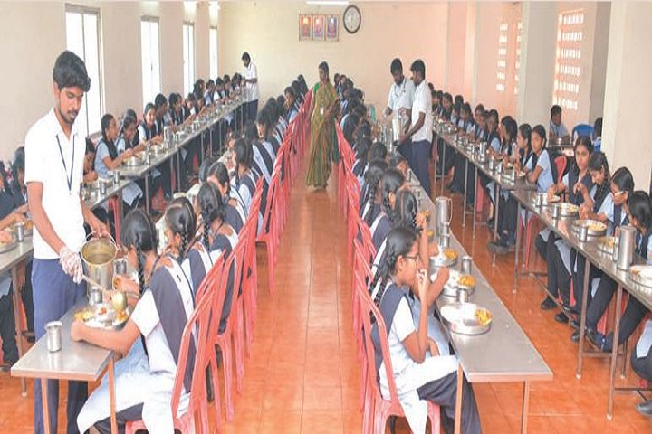 Srimathi Sundaravalli Memorial School-lunch