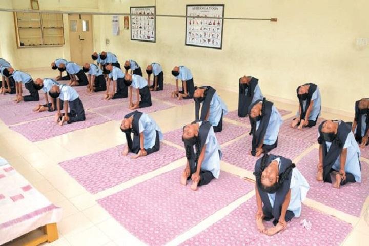 Srimathi Sundaravalli Memorial School-yoga