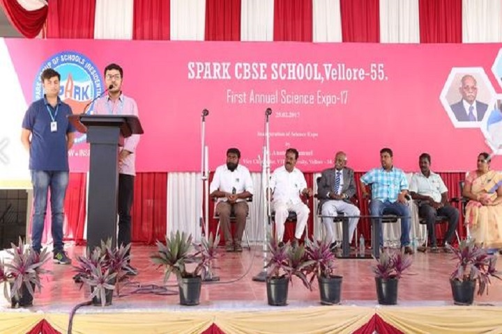 Spark school-science fest