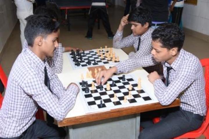 Pratibha Public School-Chess