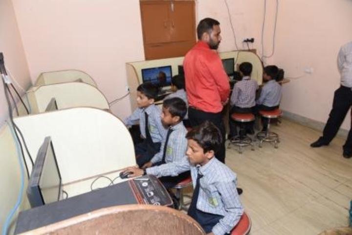 Pratibha Public School-IT Infrastructure
