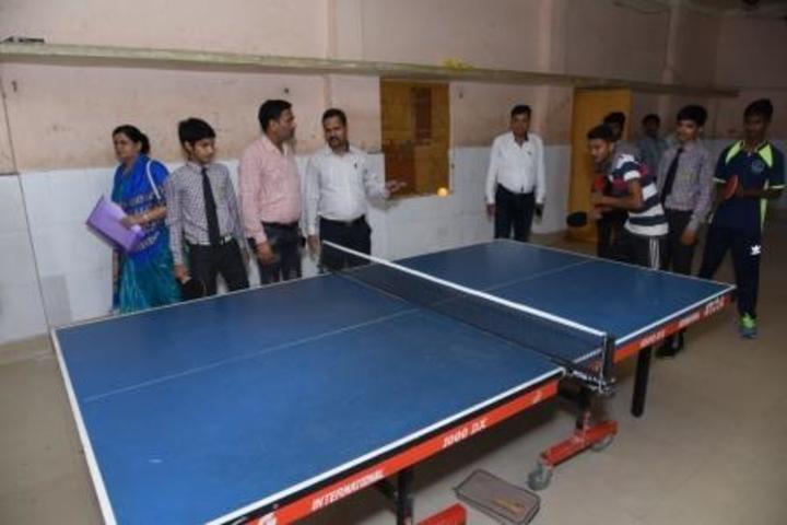 Pratibha Public School-Indoor Games