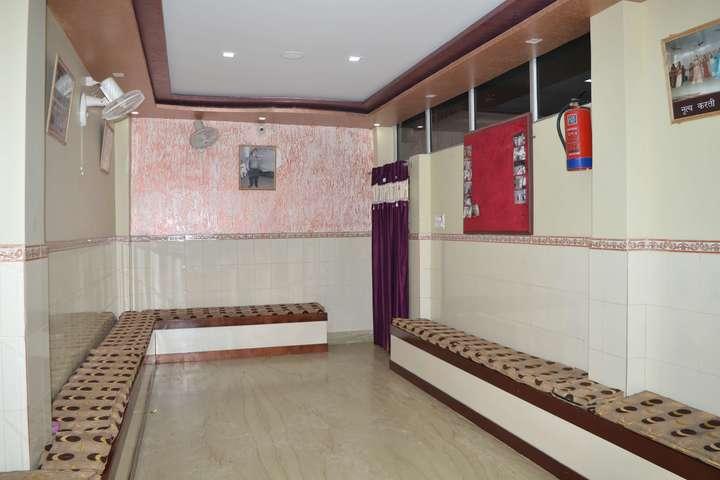 Pratibha Public School-Parents Meeting Hall