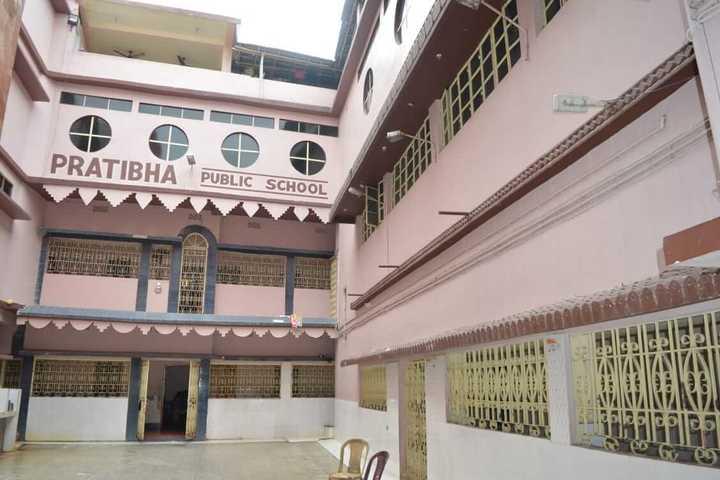 Pratibha Public School-School Building