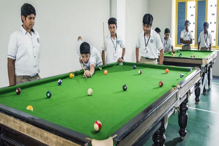 Springdays School-Billiards