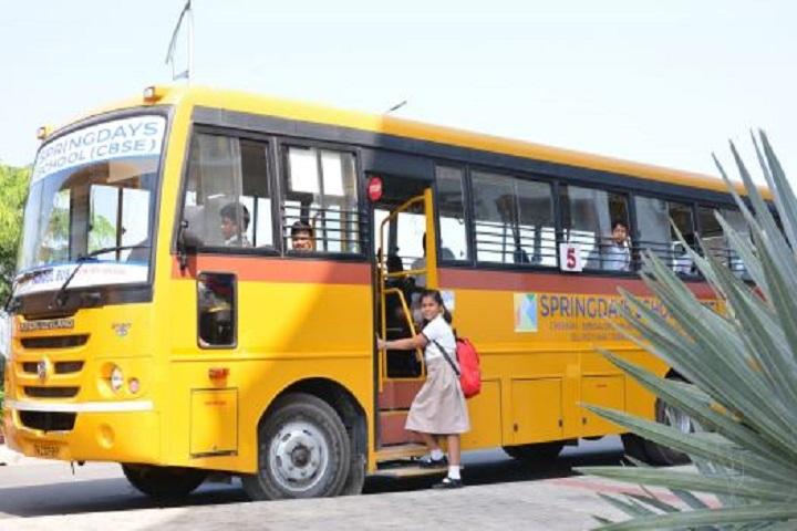 Springdays School-Transport