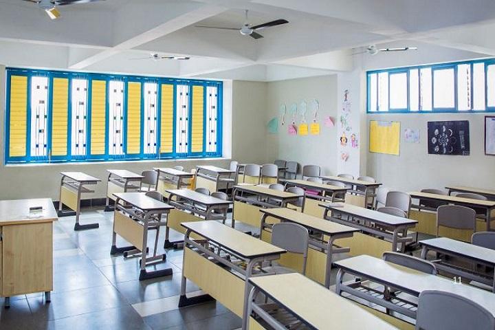 Springdays School-Classroom