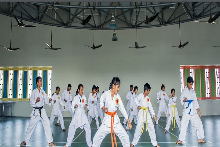 Springdays School-karate