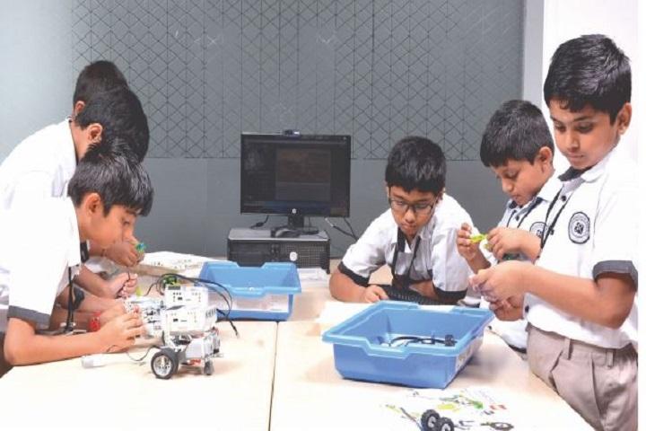 Springdays School-Robotics