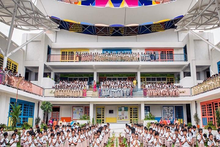 Springdays School-Assembly