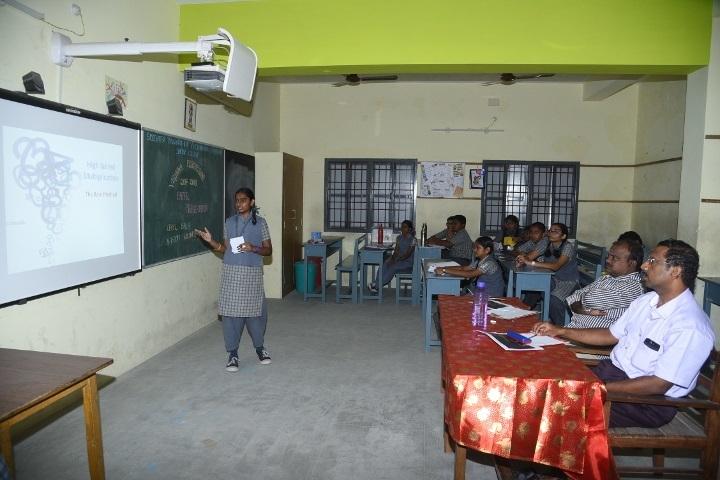 Sreevatsa Viswananthan Vivekananda-AV Room