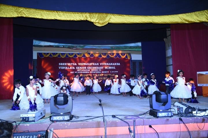 Sreevatsa Viswananthan Vivekananda-Annual Day