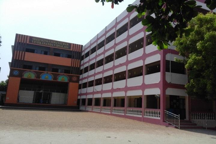 Sreevatsa Viswananthan Vivekananda-Campus View
