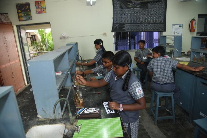 Sreevatsa Viswananthan Vivekananda-Chemistry Lab