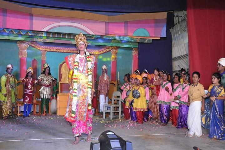 Sreevatsa Viswananthan Vivekananda-Drama
