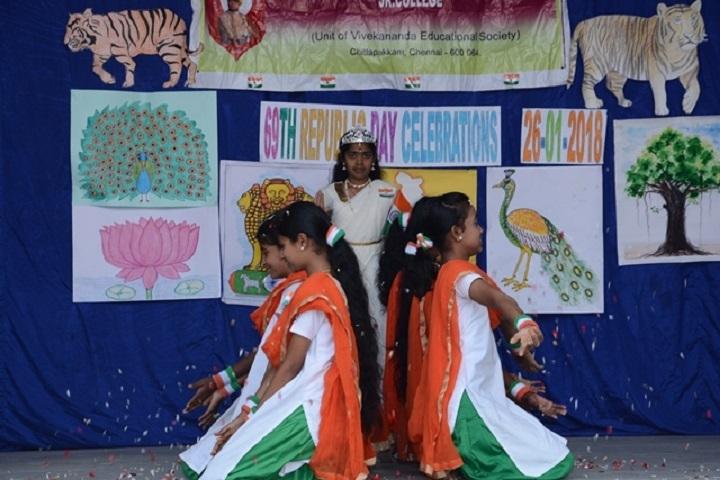 Sreevatsa Viswananthan Vivekananda-Independence Day