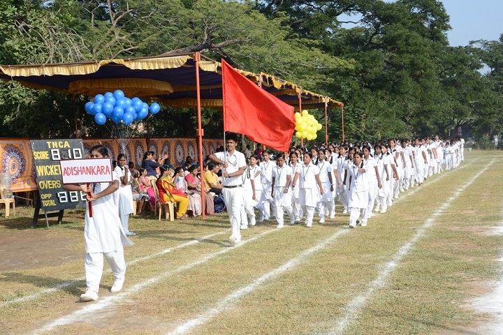 Sreevatsa Viswananthan Vivekananda-March Past
